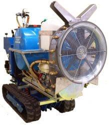 atomiseur de 150 litres pour chenillard k65
