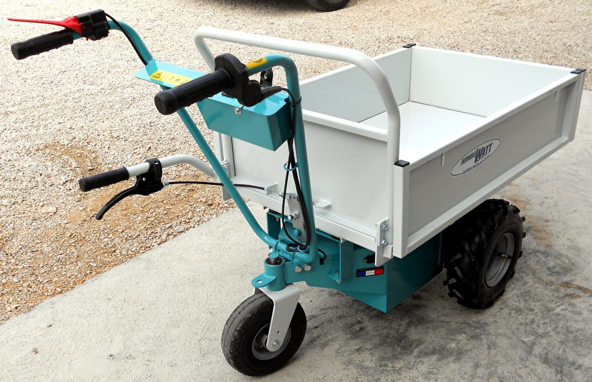 plateau ridelles basculant 90 cm france tractor. Black Bedroom Furniture Sets. Home Design Ideas