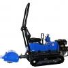 micro tracteur Vision avec fraise