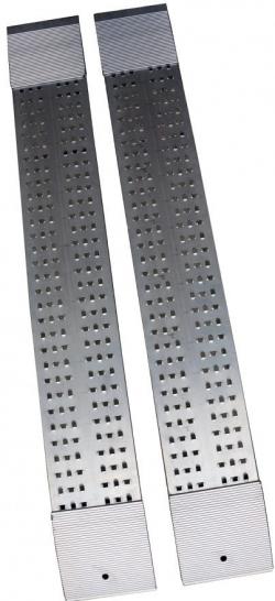 rampe de chargement pour charge légère par pair