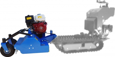 gyrobroyeur pour chenillard k50