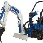 pelle pour micro tracteur vision