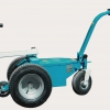 Jumbo tractor transporteur electrique avec traction
