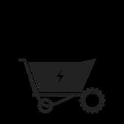 Brouette électrique
