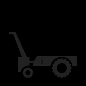 icone transporteur electrique