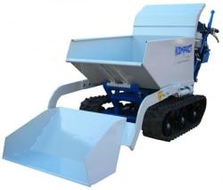 K40 GC (Charge 400 kg) basculement et chargement hydrauliques